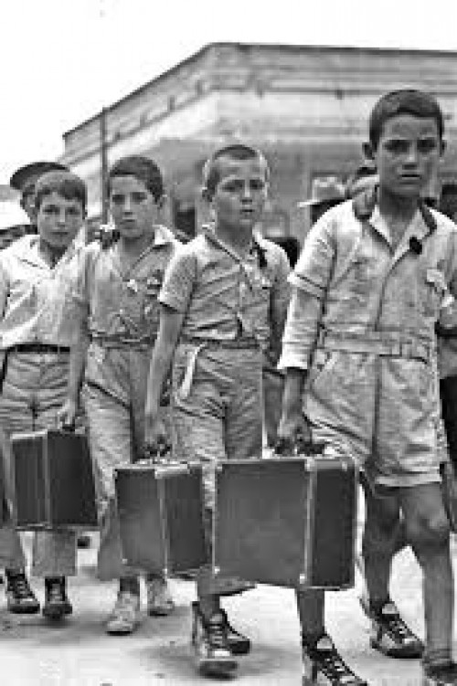 Los niños de Rusia. Historia del Desarraigo