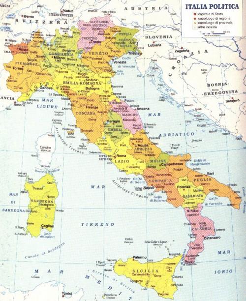 Historia económica de Italia