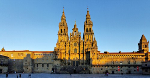 Santiago de Compostela 2014