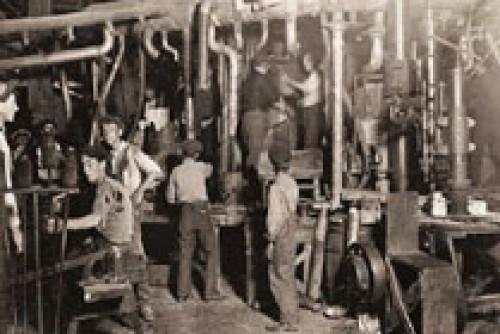 Trabajo infantil en América, 1908-1912