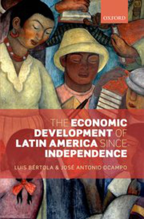 The economic development of Latin America since independence.