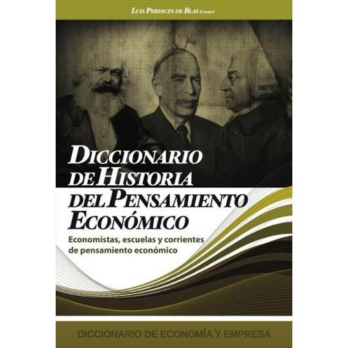 Diccionario de Historia del pensamiento Económico