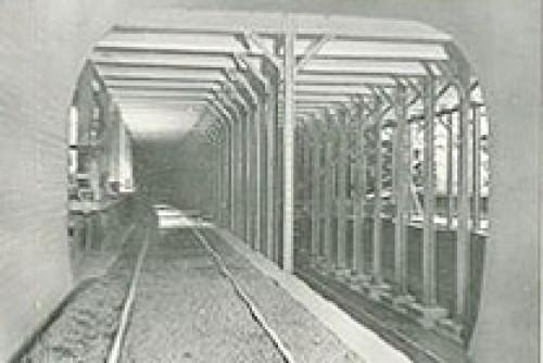 Infraestructuras en la ciudad de New York, 1867-1927