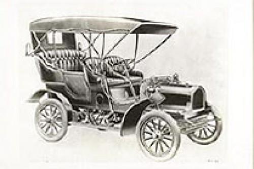 Coches, camiones y motores, 1902-1938