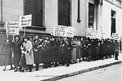 Crisis en EEUU, 1908-1939