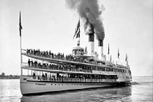 La navegación a principios del XX