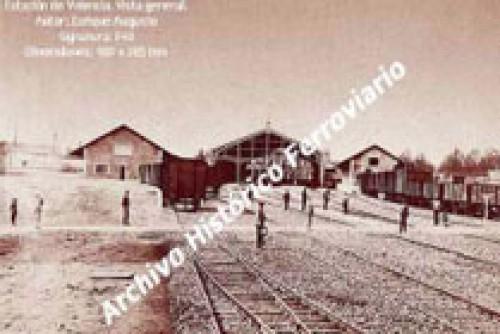 Archivo histórico ferroviario