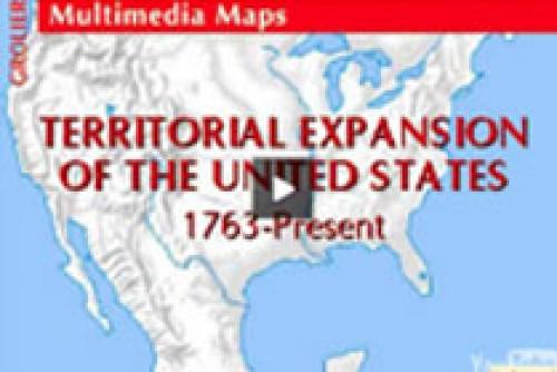 Expansión territorial de EEUU