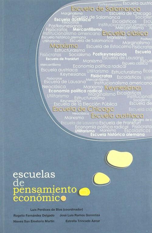 Escuelas de pensamiento económico