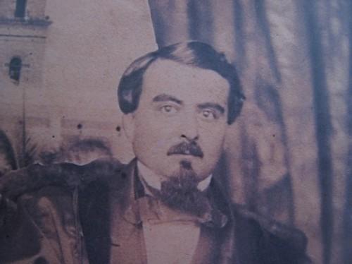 José Pastor Horta (1820-1877)