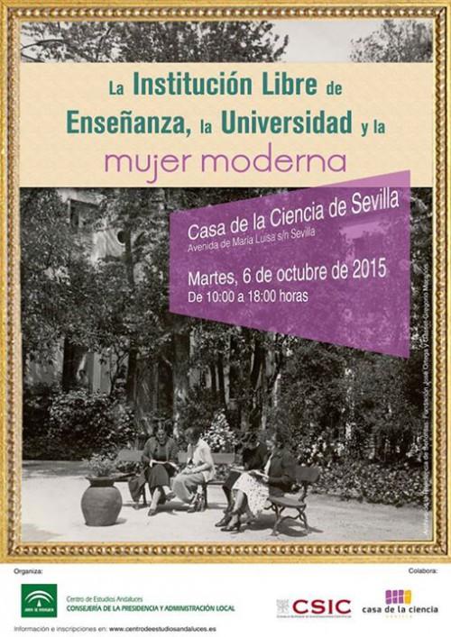 La Institución Libre de Enseñanza, la Universidad y la mujer moderna