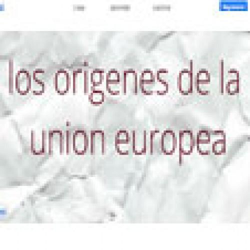 Los orígenes de la Unión Europea