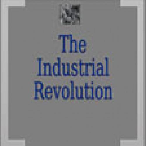 Visión de conjunto de la Revolución Industrial