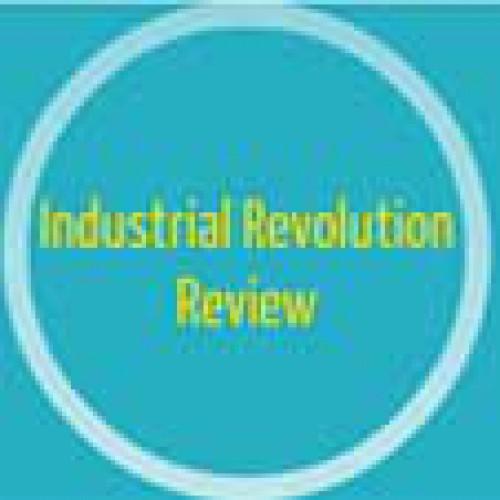 La Revolución Industrial a revisión