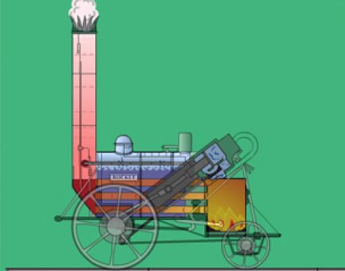 Rocket de Stephenson