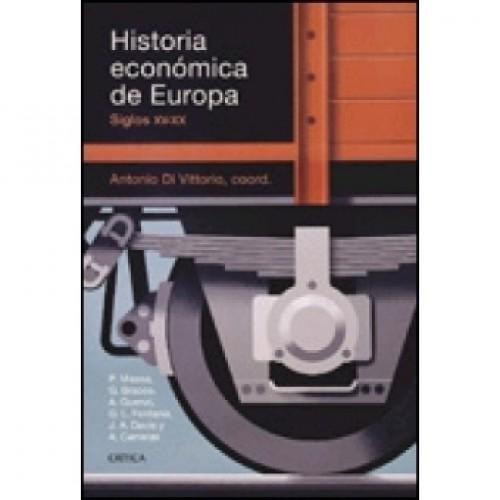 Historia económica de Europa: siglos XV-XX
