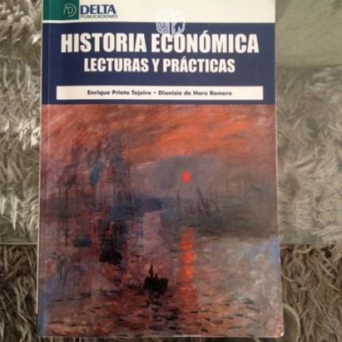 Historia económica: lecturas y prácticas