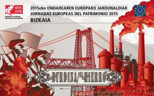 Jornadas Europeas de Patrimonio 2015: el hierro