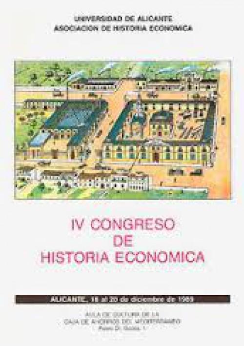 IV Congreso AEHE 1989