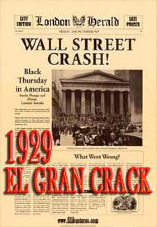 1929: el gran crack