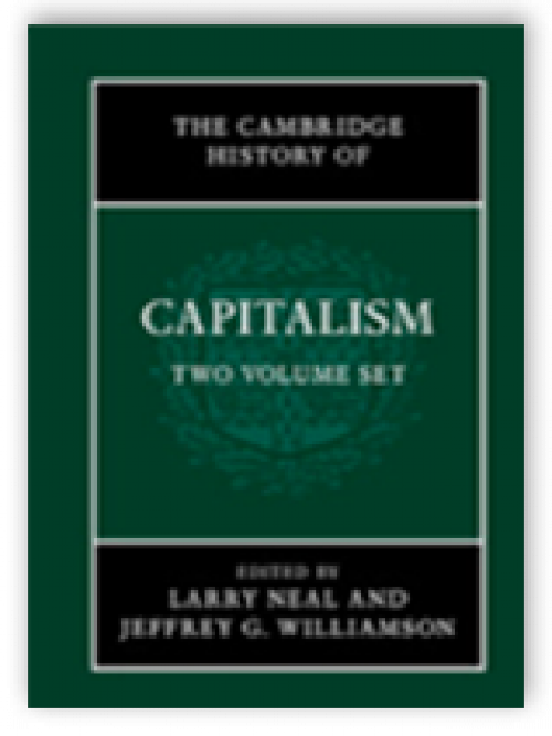 Libro: The Cambridge History of Capitalism  (2 vols.)