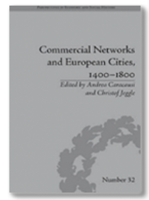 Commercial networks and european cities, 1400-1800