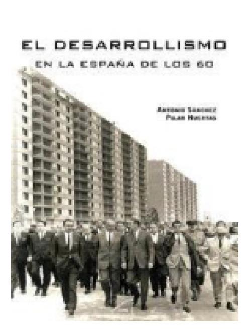 El desarrollismo en la España de los 60