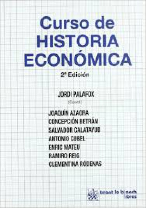 Curso de historia económica