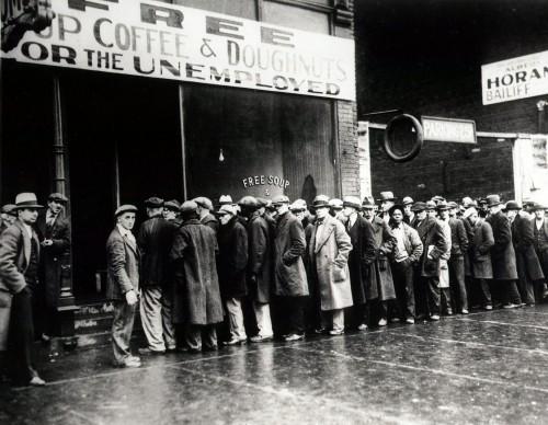 1929, la sombra de la crisis