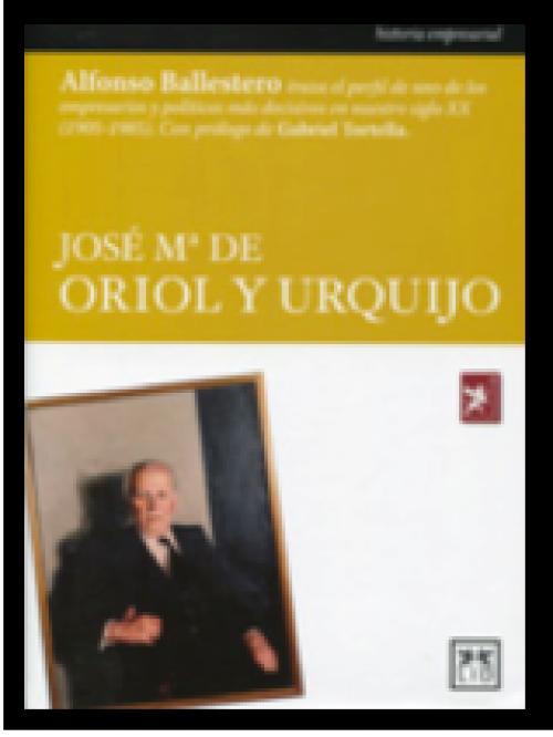 José Mª de Oriol y Urquijo