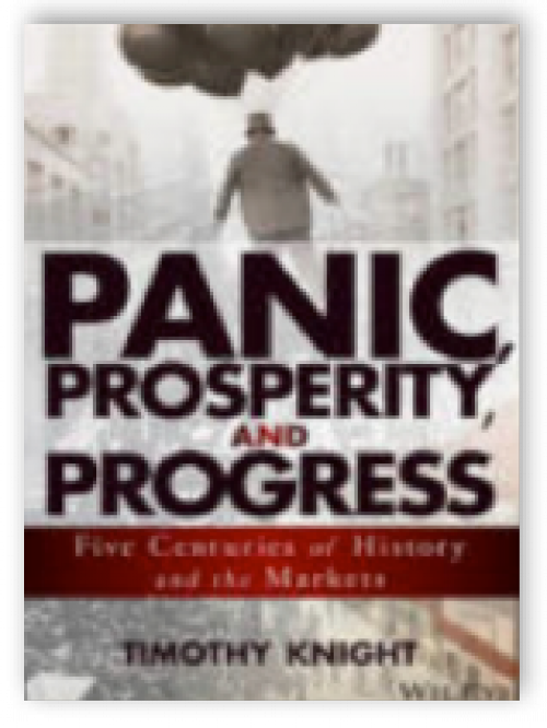 Panic, prosperity and progress.  Five centuries of history and the markets