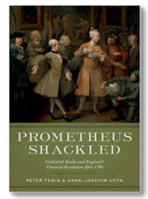 Prometeus shackled. Goldsmith banks and england's financial revolution after 1700