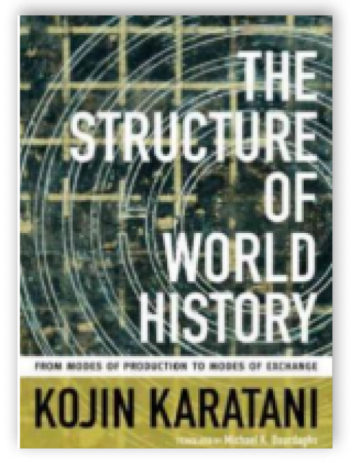 The structure of world history. From modes of production to modes of exchange