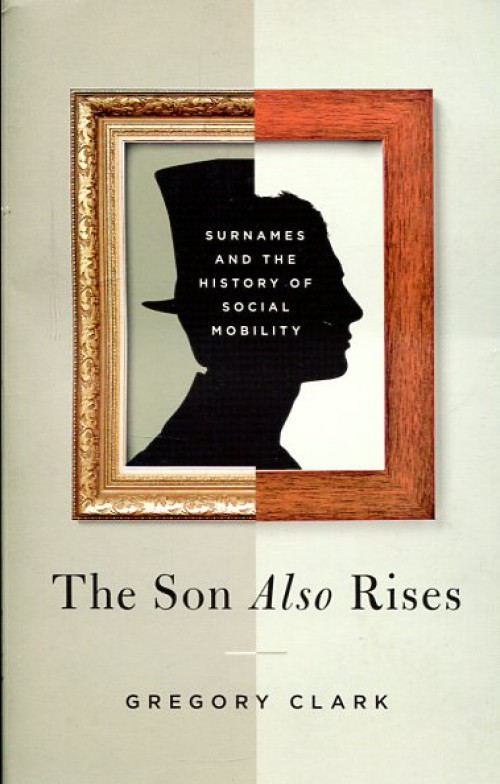 The son also rises. Surnames and the history of social mobility