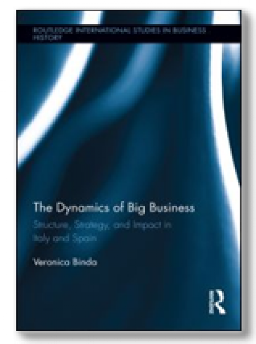 The Dynamics of Big Business. Structure, Strategy, and Impact in Italy and Spain