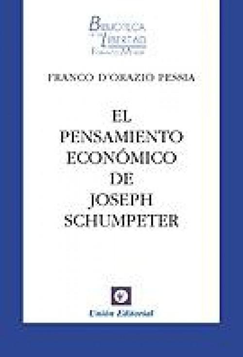 El pensamiento económico de Joseph Schumpeter