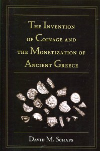 the invention of coinage
