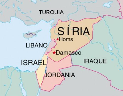 Why Syria? La crisis de Siria contada en 10 minutos y 15 mapas