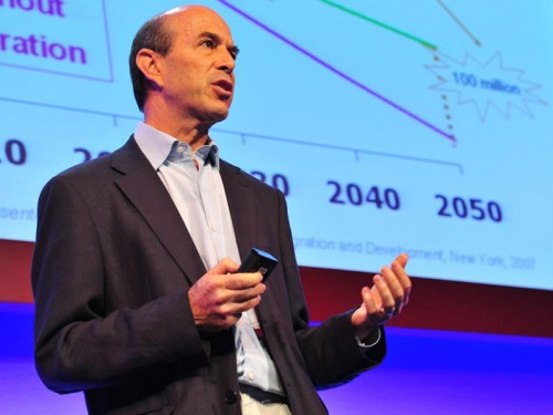 Ian Goldin: Navegando por nuestro futuro global