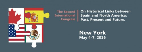 CFP-2nd International Congress on Historical Links between Spain and North America.