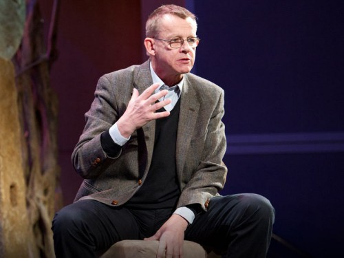 Hans Rosling revela nuevas ideas acerca de la pobreza