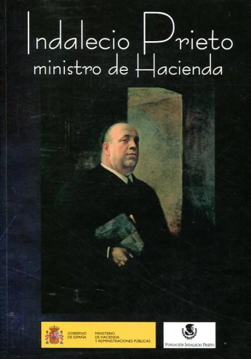 Indalecio Prieto, ministro de Hacienda