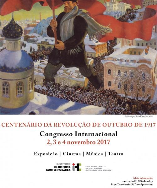 """Congreso Internacional """"A Revolucão de Outubro"""""""