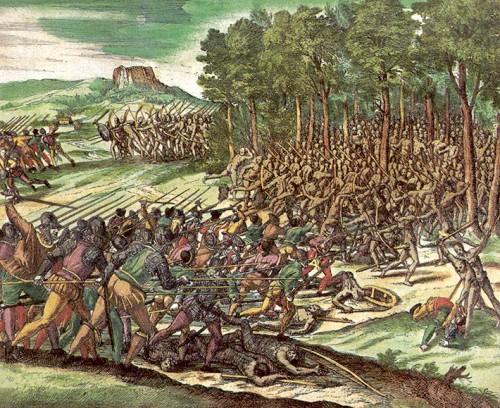 CFP: América colonial: sociedad, economía y cultura, siglos XVI-XIX