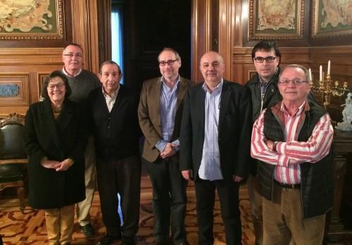 Constitución de la Asociación Ibérica de Historia Ferroviaria (ASIHF)