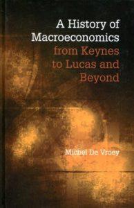 a history of macroeconomics