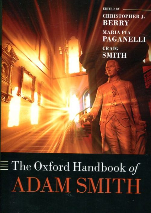 The Oxford handbook of Adam Smith