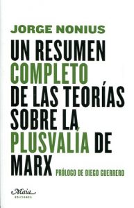 plusvalía marx