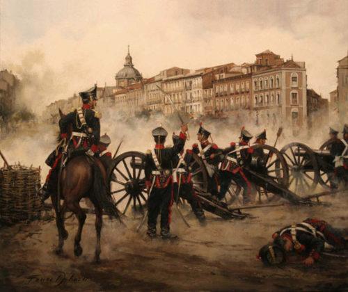 Convocatoria IV Congreso Asociación Española de Historia Militar