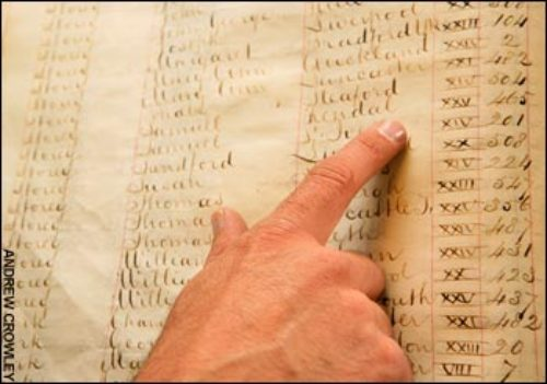 CFP – Workshop for the Systematic Linking of Historical Records